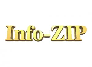 InfoZIP - ZipSplit