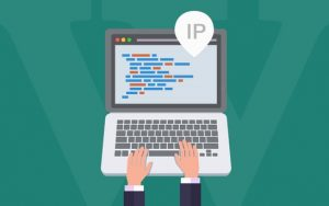 IP من