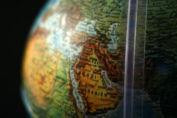 کشورهای خاورمیانه